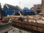 Denzo trapt af in 2018 te Zuid Scharwoude. Opdrachtgever De Geus Bouw.