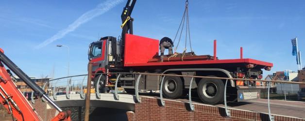 Denzo gestart, Project De Weideheijning te Broek op Langedijk.