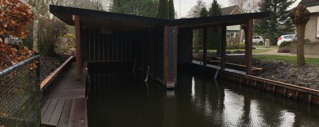 Botenhuizen De Fuut te Zuid Scharwoude opgeleverd.
