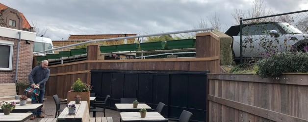 Brug Restaurant Marktzicht te Broek op Langedijk in metamorfose!