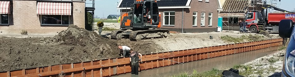 Beschoeiing in 't Veld